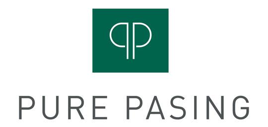 Logo PURE PASING - CONCEPT BAU