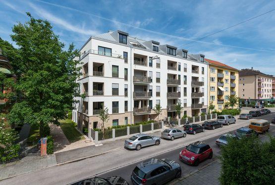 Neubauprojekt Lebensart Linprun