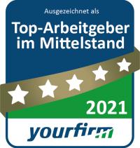 Top Arbeitgeber 2021 CONCEPT BAU